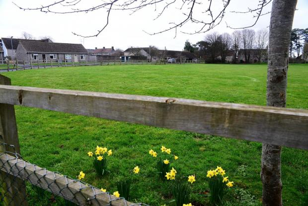 This is The West Country: Kirkham Street Field ; Somerton