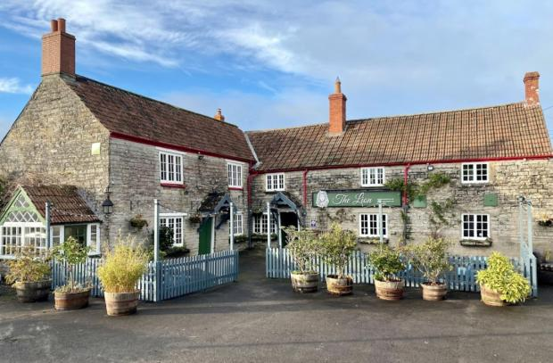 This is The West Country: NEW OWNERS: At The Lion, in West Pennard