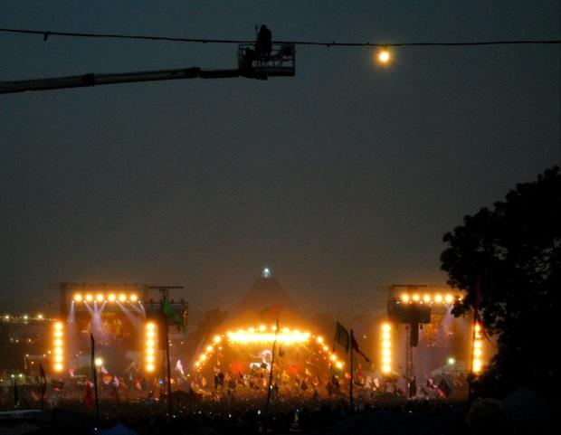 This is The West Country: GLOOM: Hanging above the festival industry amid the coronavirus pandemic. PICTURE: Paul Jones