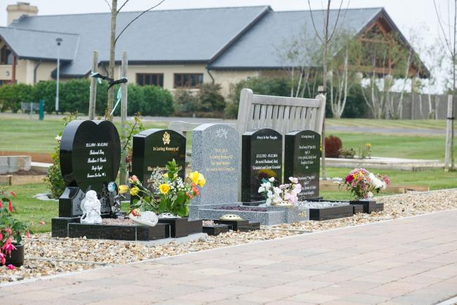 FREE FOR A YEAR: Memorials at Sedgemoor Crematorium