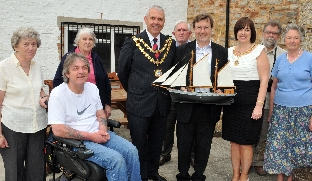 Irene exhibition sails into Bridgwater