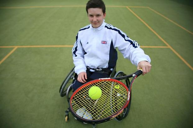 This is The West Country: Funding boost for disability sport in Devon