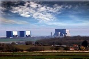 Small fire at Hinkley Point B
