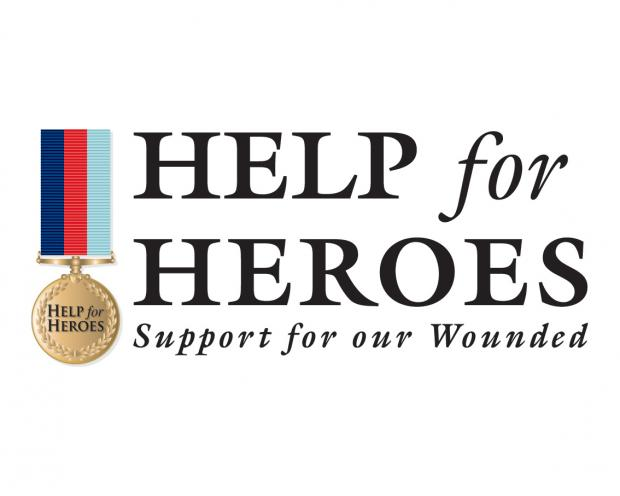 Garden centre's Help for Heroes pledge