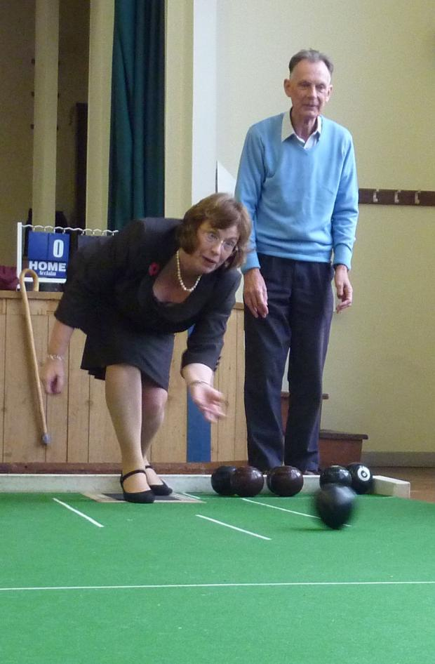 Kingscliffe Short Mat Bowls Club kick off season