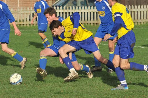 Highbridge Town ready for crack at County League