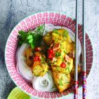 This is The West Country: Stir-fried fish with dill and rice noodles
