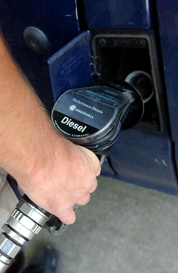 Police issue warning following spate of diesel thefts