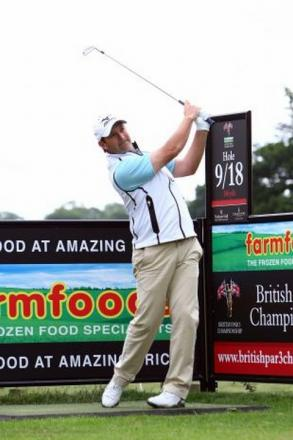GOLF: Dixon maintains top form