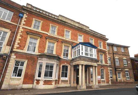 The Bridgwater hospital will be closing its doors soon to move to the newly built hospital.