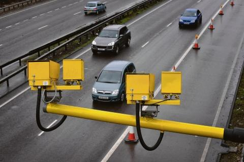 Brake backs motorway speed camera plan