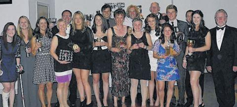 Taunton Vale Hockey Club presentation evening