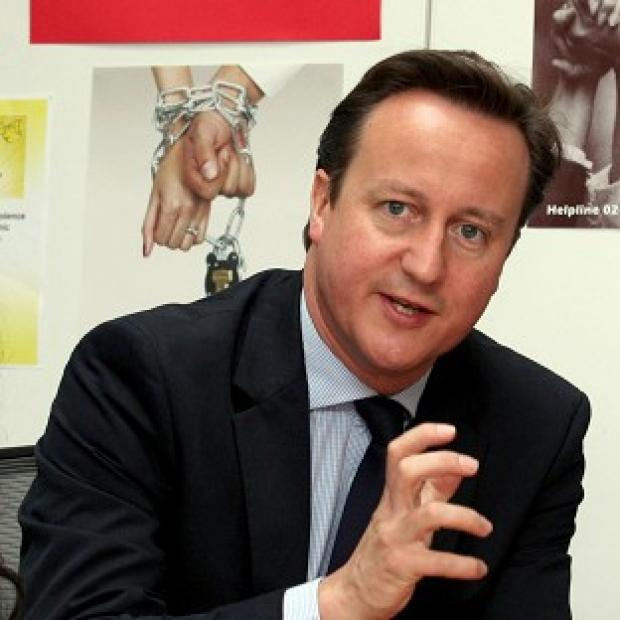 David Cameron faces a further headache after a poll put Labour 14 points ahead of the Tories
