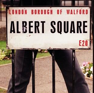 A storyline in EastEnders featured physical and sexual abuse of the Little Mo character by her on-screen husband Trevor