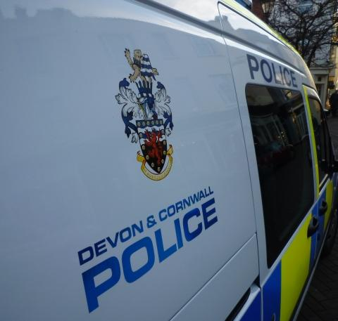 Police appeal after unexplained death of Plymouth man