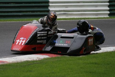 Team Lick Racing in action at Snetterton