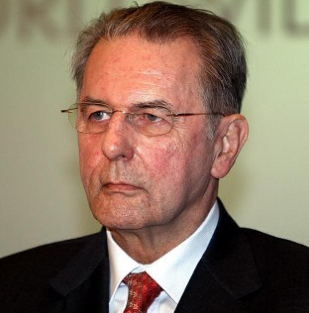 Jacques Rogge is happy with the security arrangements for London 2012