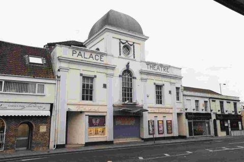 The Palace nightclub in Bridgwater