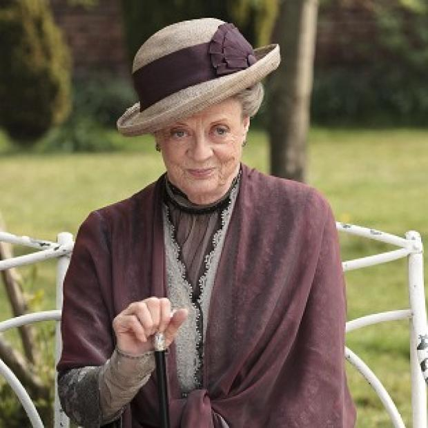 Maggie Smith's Dowager Countess Grantham may have met her match (AP/PBS, Carnival Film & Television Limited, Nick Briggs)