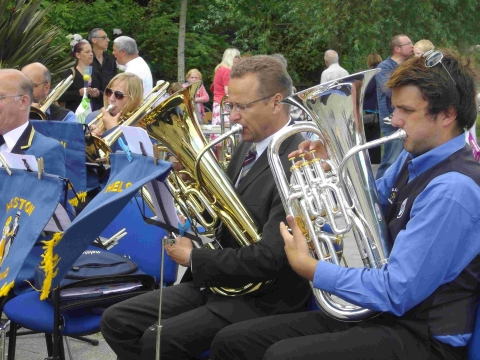 New Helston Town Band musical director is named