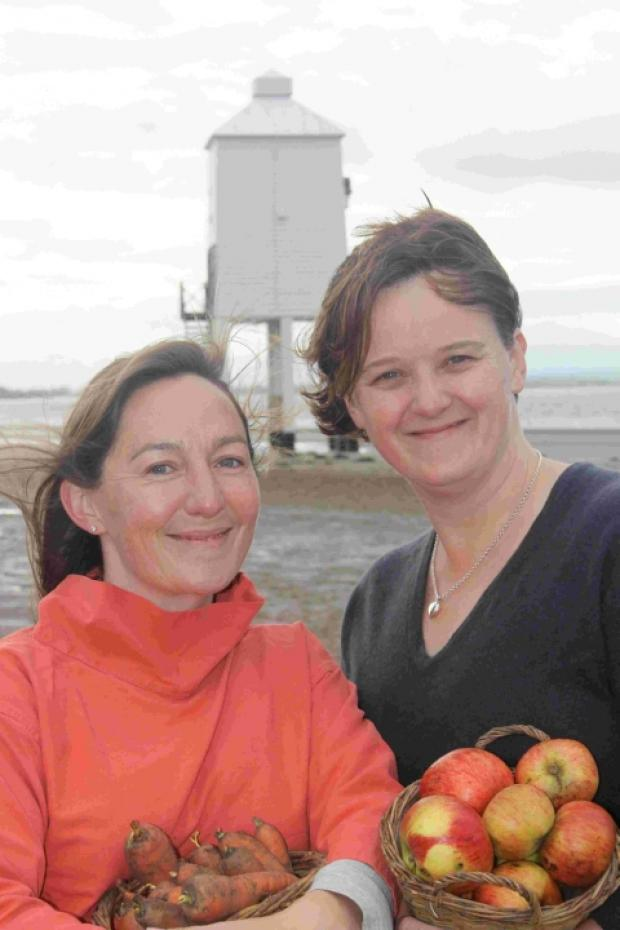 Beverley and Sarah Milner Simonds, Bake-off organisers