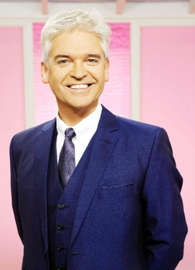 This is The West Country: Phillip Schofield.