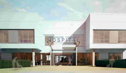 Designs for Bridgwater Hospital revealed