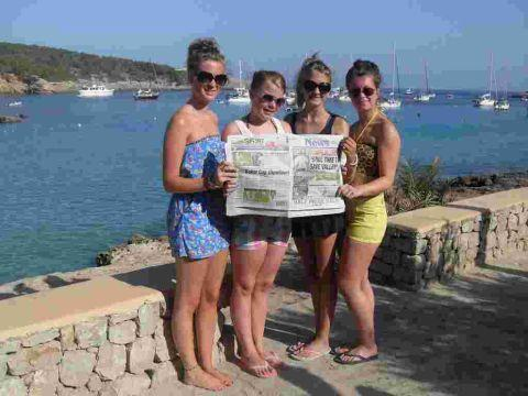 News in the World: Ibiza