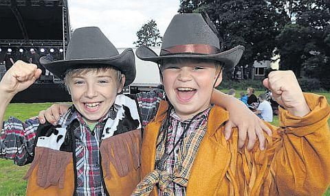 Bishops Lydeard Party in the Park 'most successful yet'