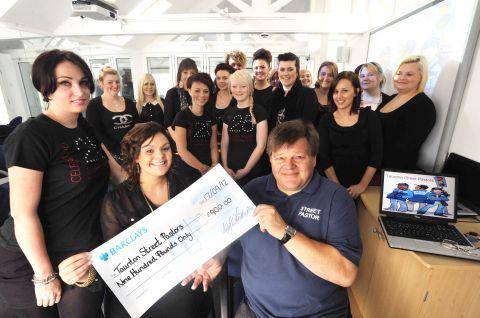 Taunton hairdressers cut above the rest