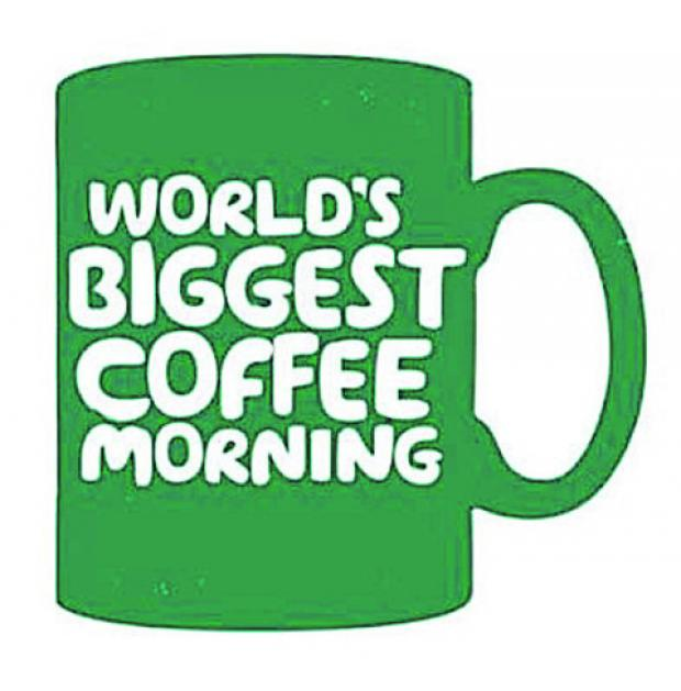 World's biggest coffee morning - in Brent Knoll