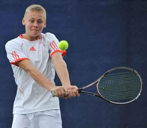 Tennis ace Finn Bass added to FutureStars programme