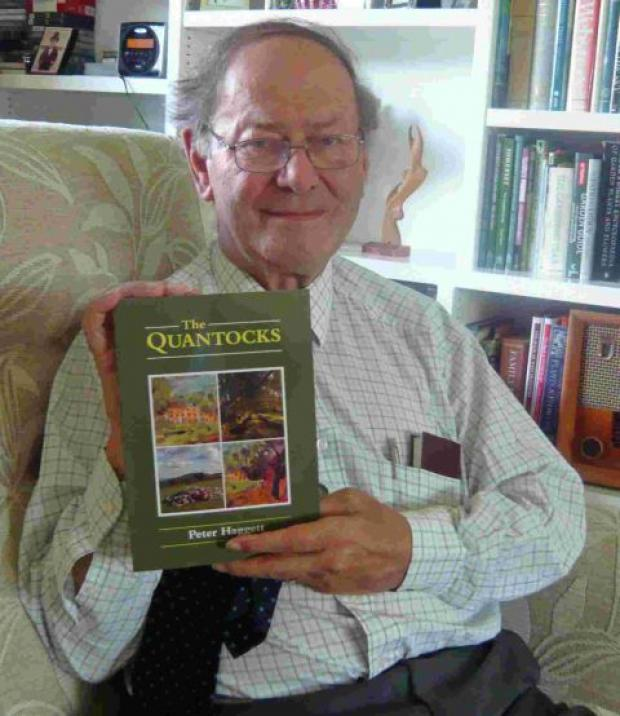 Peter's touching tribute to the Quantock Hills