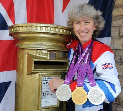 Deb Criddle MBE speaks of her surprise at New Years honour