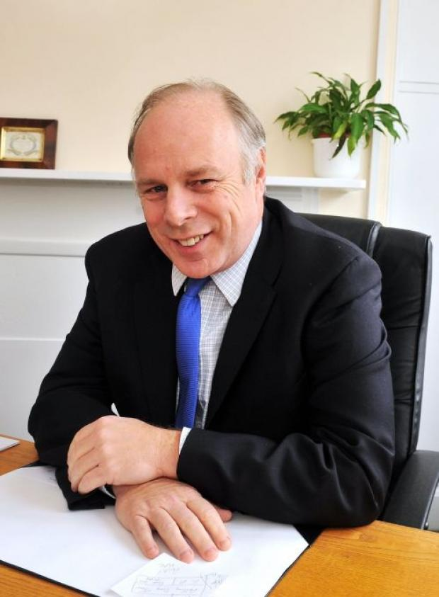 West Somerset MP Ian Liddell-Grainger