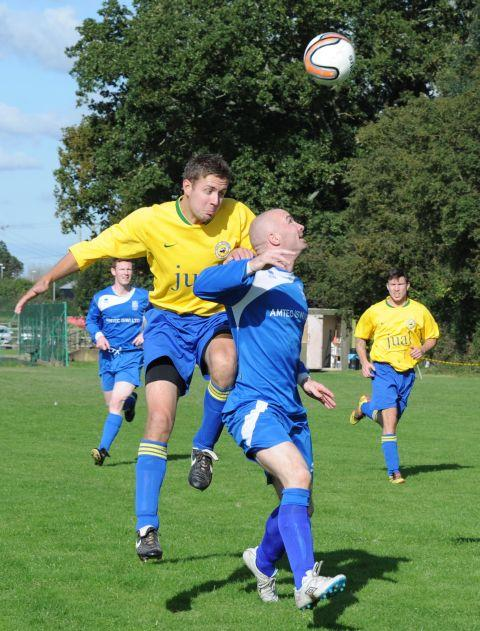 Taunton and District Football League report