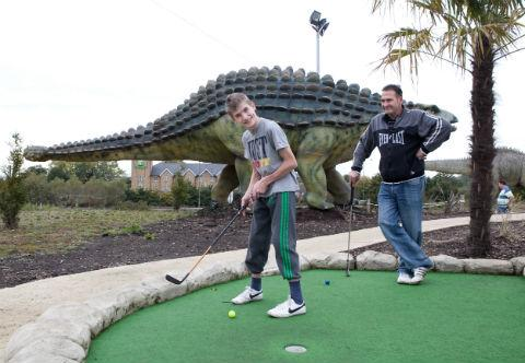 Fore! Results are in for Seaton sports projects