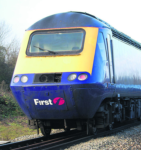 Train lines open between Tiverton and Exeter