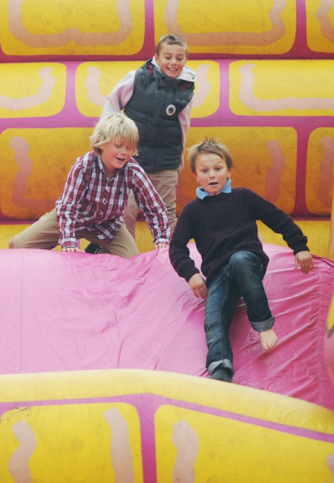 Three days of markets and Bank Holiday Monday family fun day in Taunton town centre