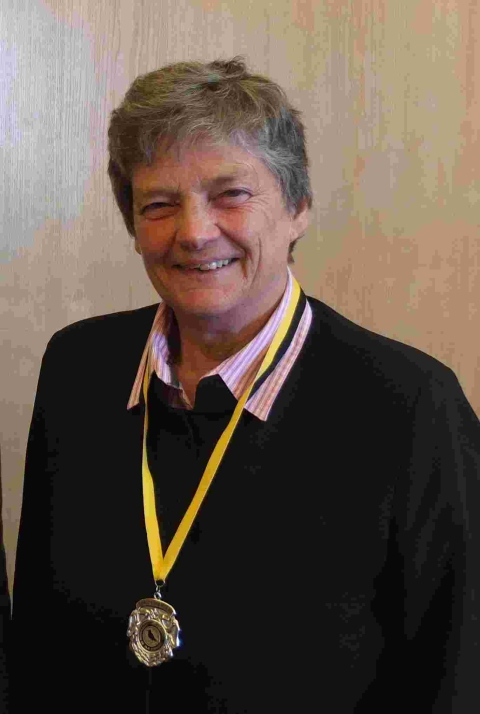 Priscilla Oates has been elected as deputy president of the Federation of the 46 Old Cornwall Societies