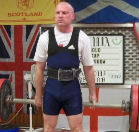 WEIGHTLIFTING: Tiverton lifter smashes world record