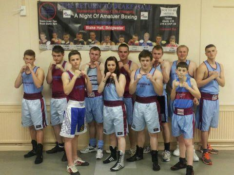 Sydenham ABC to hold boxing show