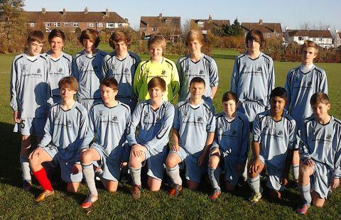 The Thomas Hardye School U15 2, King Alfred's U15 3