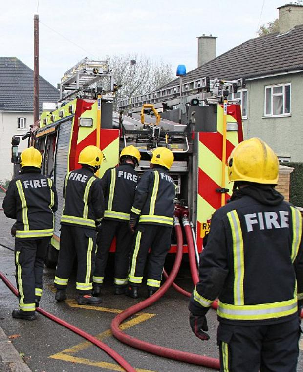 Devon and Somerset Fire & Rescue Service faces government grant cuts of more than £5million over the next two years
