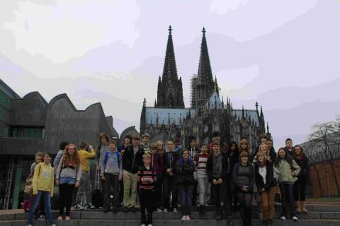 Highbridge students get cultural on Germany trip