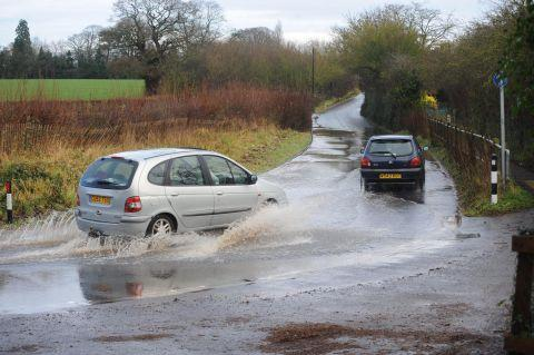 This is The West Country: Taunton flooding