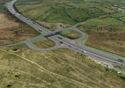 A30 dualling proposals go on public display