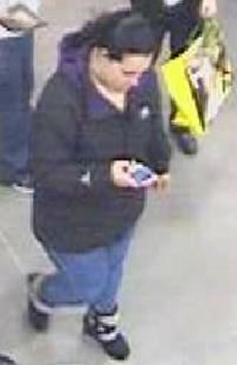 Police want to speak with this woman. Photo: Avon and Somerset Police