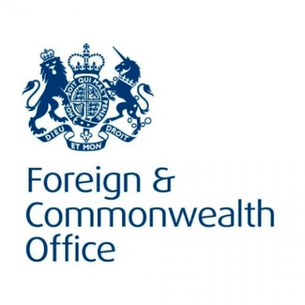 Ex-Puriton man arrested abroad, says Foreign Office