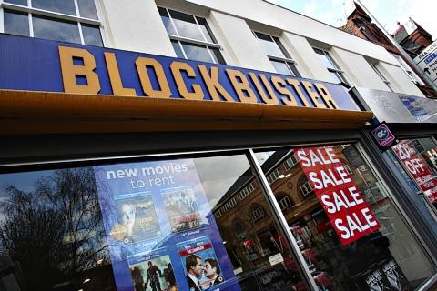 Taunton Blockbuster staff facing uncertain future